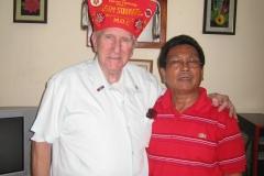 Seamy Joe with Rev Aquino - 5